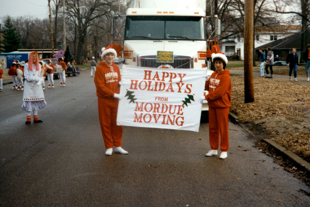 Mordue Moving & Storage - Experience