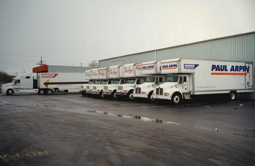 Mordue Moving & Storage - PRIME Arpin Agent