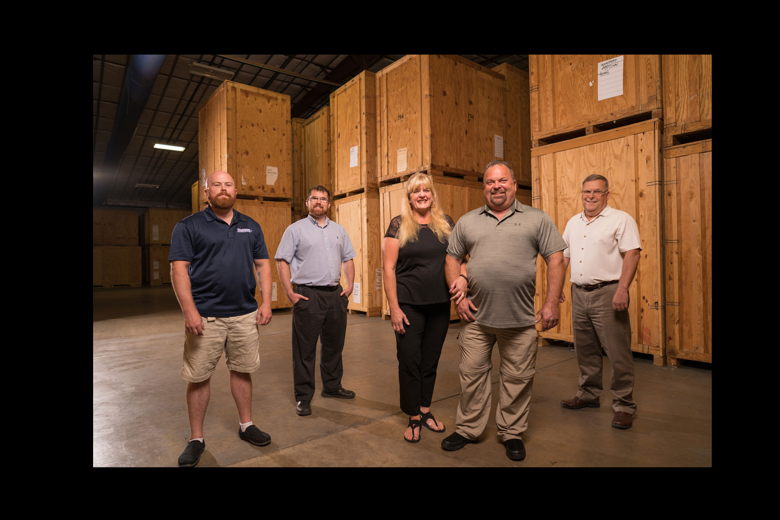 Mordue Moving & Storage - Legacy